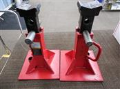 ATD TOOLS PIN STYLE JACK STANDS 7449 22TON
